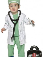 I was about this age the last time I went to a doctor. Sort of.