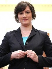 Target of the attacks Sandra Fluke