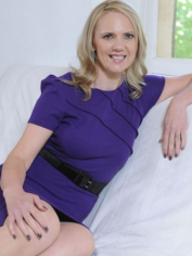 """Any woman with a modicum of self-respect should watch her figure"": Samantha Brick."