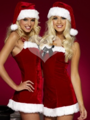Do sexy santas make Christmas sexist?