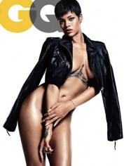 Rihanna GQ Cover