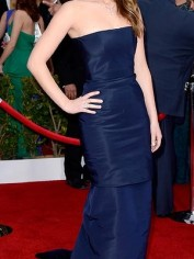 jennifer lawrence in her dior dress