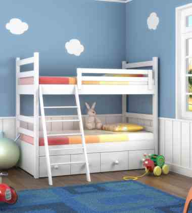 Double Beds For Kids Is This The New Normal It Shocked Me L Mamamia