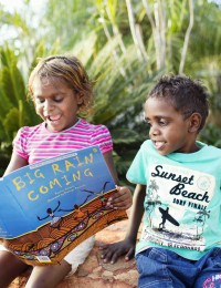ALNF's new initiative to support Indigenous children