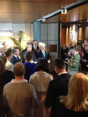 Prime Minister Kevin Rudd and Federal Minister for Health and Medical Research Tanya Plibersek announcing the policy.