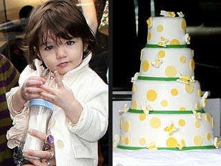 Suri Cruise: Over the top kids parties