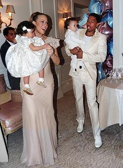 Mariah Carey's over the top kids parties