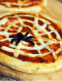 Spider-web pizza