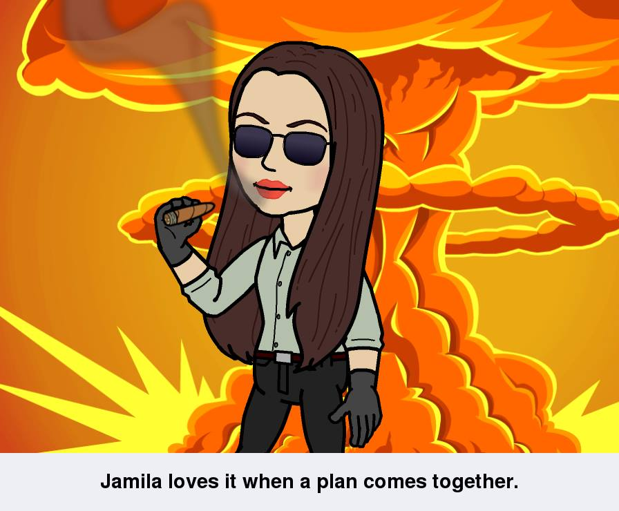 jamila bitstrips What are those random cartoons clogging up my Facebook feed?