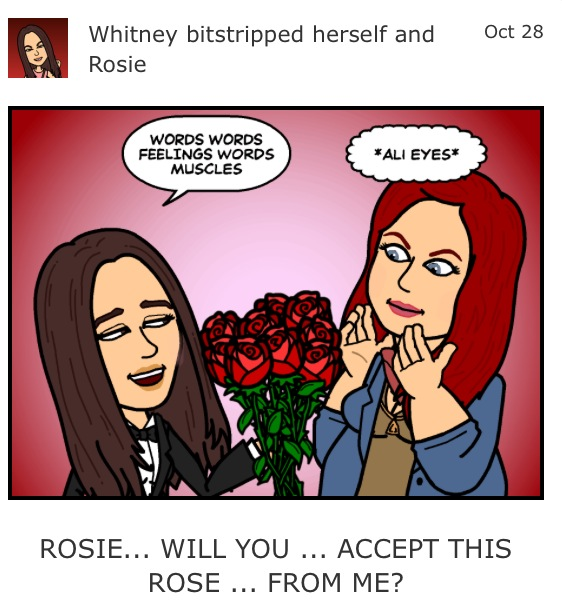 rosie whitney bitstrips What are those random cartoons clogging up my Facebook feed?