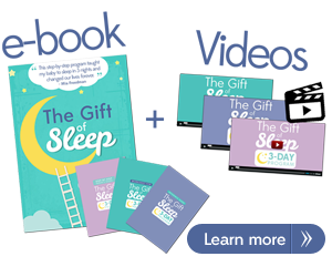 GOS Book plus videos 2 Did you see The Gift of Sleep on The Project last night?