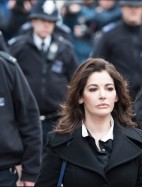 Nigella Lawson has appeared in court overnight