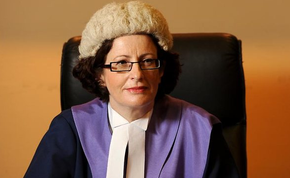 Forced caesarean: Judge Anne Bampton