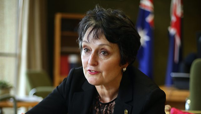 Tanilla Warrick-Deaves: NSW Minister Pru Goward