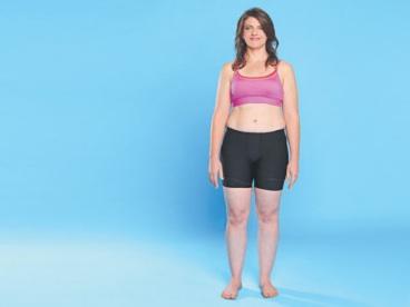 average woman weight