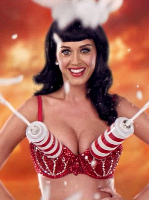 Katy Perry. Officially the most popular person on Twitter.