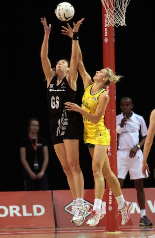 The netball world cup is coming to Sydney.