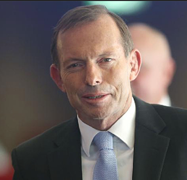 """Tony Abbot must be thinking: 'Thank goodness for the honeymoon.'"""