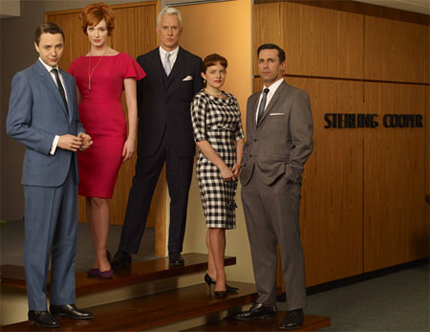 Are we stuck in an episode of Mad Men?