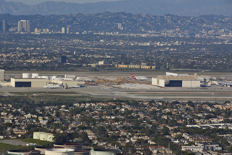 LAX Airport. (Image: Wikimedia Commons)