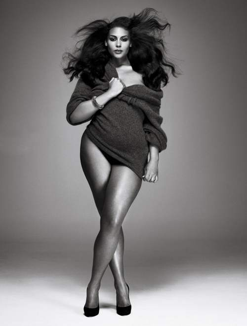 plus size models: 11 models changing the face (and body) of fashion.
