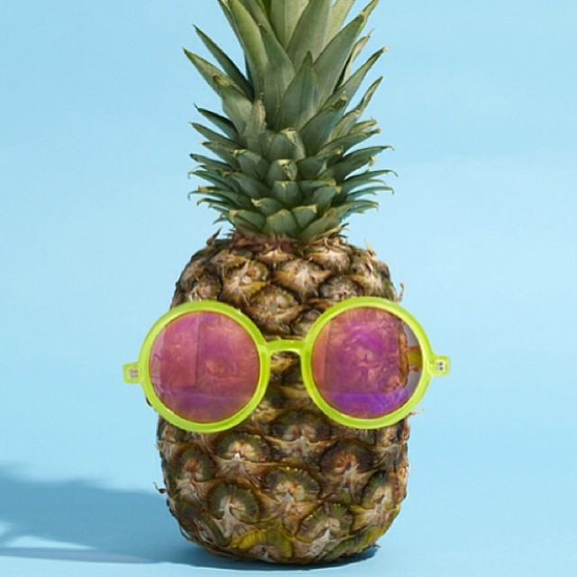 Pineapple fashion: Why we just can't get enough.