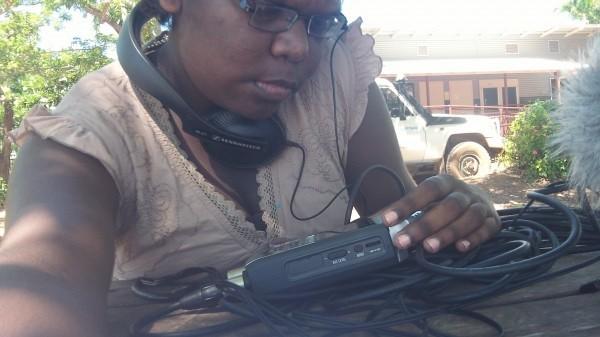 indigenous education Janet Mardbinda