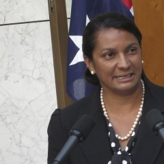 nova peris first speech