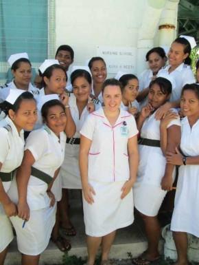 Australian volunteers